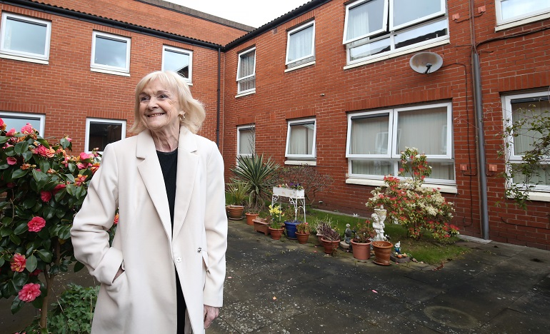 Riverside's Retirement Living apartments, Woodend Court in Widnes