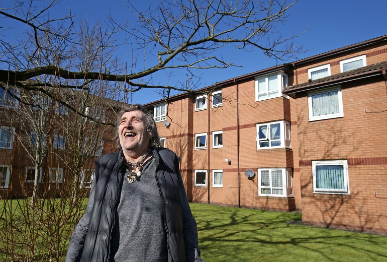 Mellands Courts Retirement Living apartments by Riverside