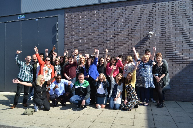 Engage Leeds celebrate their first birthday and helping 3,000 people.